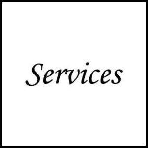 VI. Services