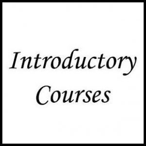 I. Introductory Courses