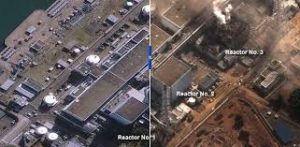 Fukushima Before After